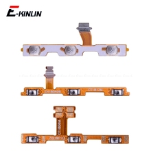 Volume Button Power Switch On Off Key Ribbon Flex Cable For