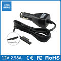 12V 2.58A 36W car power adapter charger for Microsoft Surface Pro3 factory direct high quality