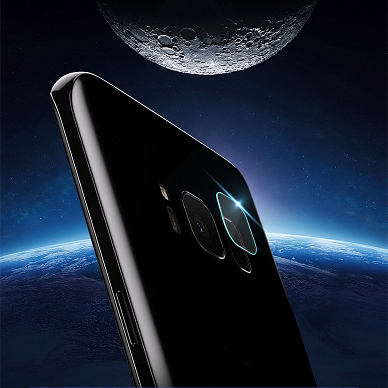 Dedicated camera protective film For Samsung Galaxy S8/S8 Plus Camera lens/ Flash tempered glass film