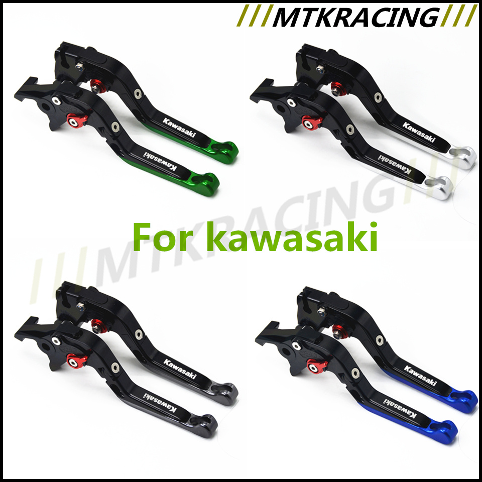 for KAWASAKI NINJA 300R/Z300 NINJA 250R Motorcycle Accessories Adjustable Folding Extendable Brake Clutch Levers Free Shipping!