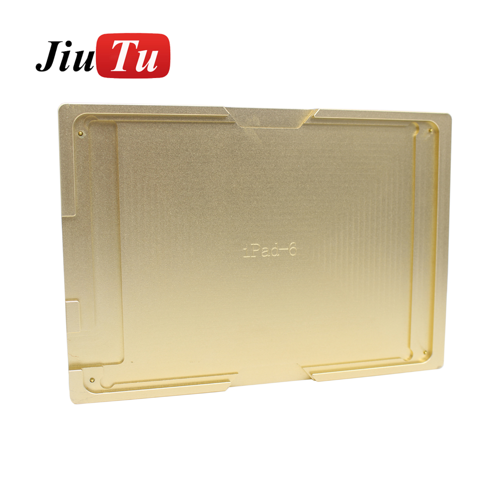 For iPad Air 2 (iPad 6) Metal Aluminum LOCA UV Glue Alignment LCD Outer Glass Lens Mould Mold Repair Broken Display Digitizer-in Power Tool Accessories from Tools    1