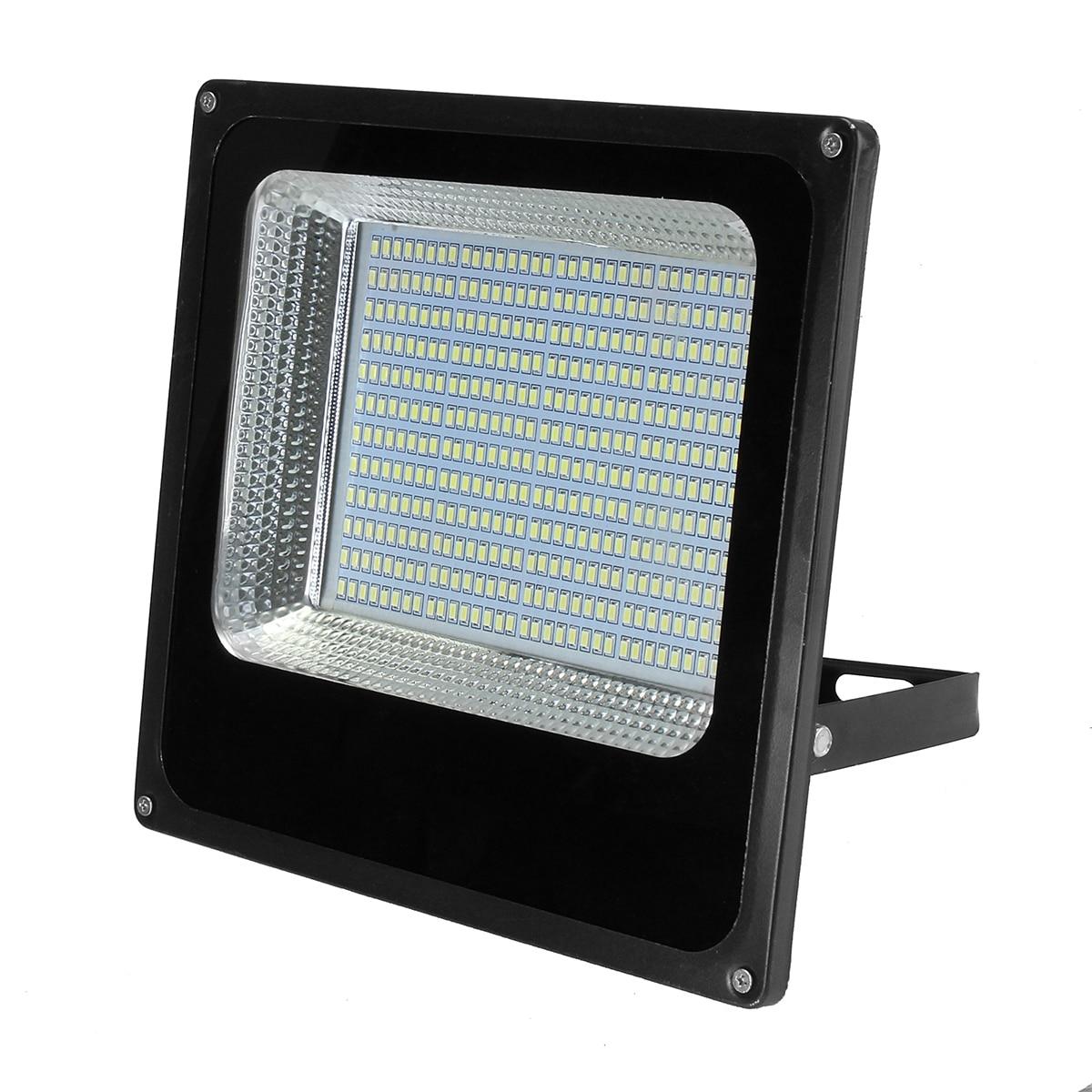 220V 60W LED Floodlight Outdoor Lighting 2835SMD 384LED Wall Washer Lamp Super Bright Security Lights Waterproof Led Flood Light
