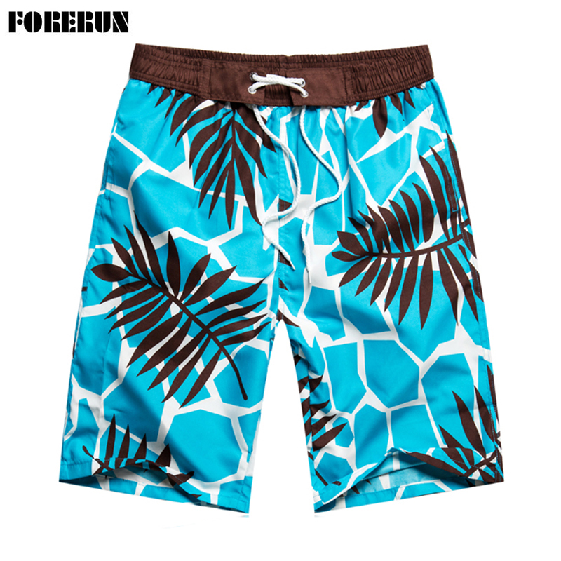 New 2017 Shorts Men Summer Beach Shorts Flower Plaid Stripe Star Many styles Couple suit Wear Causal Tracksuit