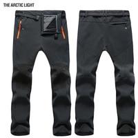 THE ARCTIC LIGHT Winter Outdoor Windproof Snowboard Ski Pants Men Snow Trousers Waterproof Windproof warm Breathable