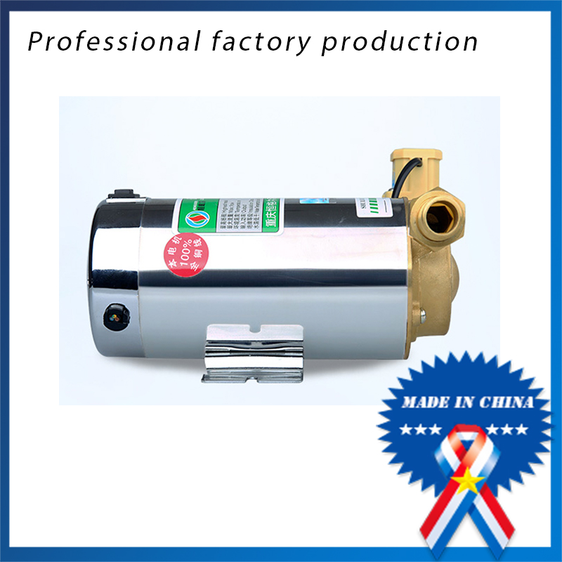 100W Electronic Automatic Domestic Shower Washing Machine 220V Booster Pump 200w electronic automatic home shower washing machine water booster pump