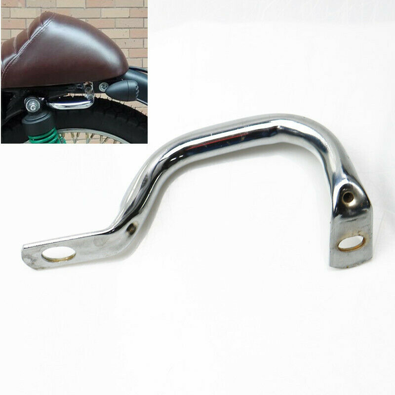 Heavy Duty Motorbike Universal Rear Passenger Seat Handle Grab Bar Hand Rail