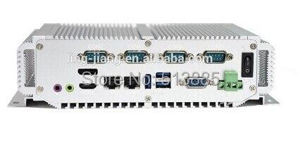 cheap price desktop pc with small case I5 2430M CPU Onboard 2Gb RAM/2xRJ45 LAN (Lbox-2430)