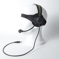 Z taktyczne spółka Selex TASC1 zestaw słuchawkowy Z Standard wojskowy wtyczka (BK) Z 028