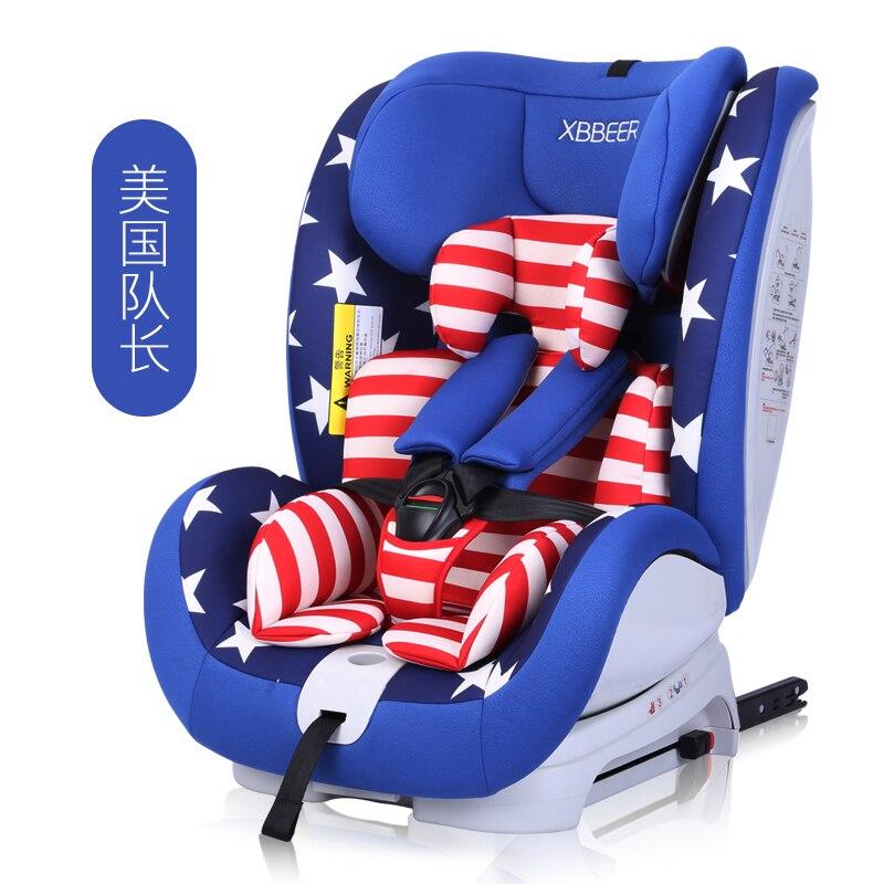 Allemand Bébé Enfant Siège 0-12 Ans Peut Se Trouvent 360 Degrés Rotation Isofix Siège Auto Bébé
