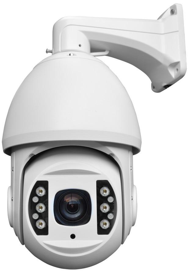 H 265 3MP MegaPixel Full HD IP Network PTZ Camera High Speed Dome Camera Full Metal