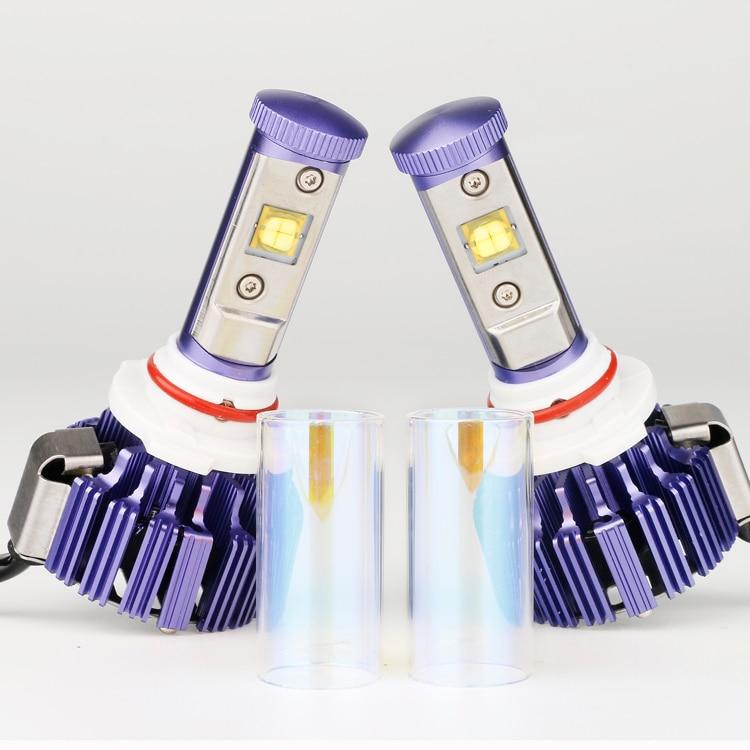 JGAUT 30 W/40 W 12000LM H4 voiture led phare kit De Voiture H1 H7 H11 9005 9006 8 V-48 V 3000 k 6000 K ampoule car styling Auto Brouillard Conduite Lampe