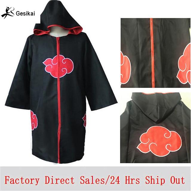 Venta directa de fábrica de Naruto capa bata cabo hombre Akatsuki Cosplay  disfraces hombres Orochimaru uchiha 5e843685d1f