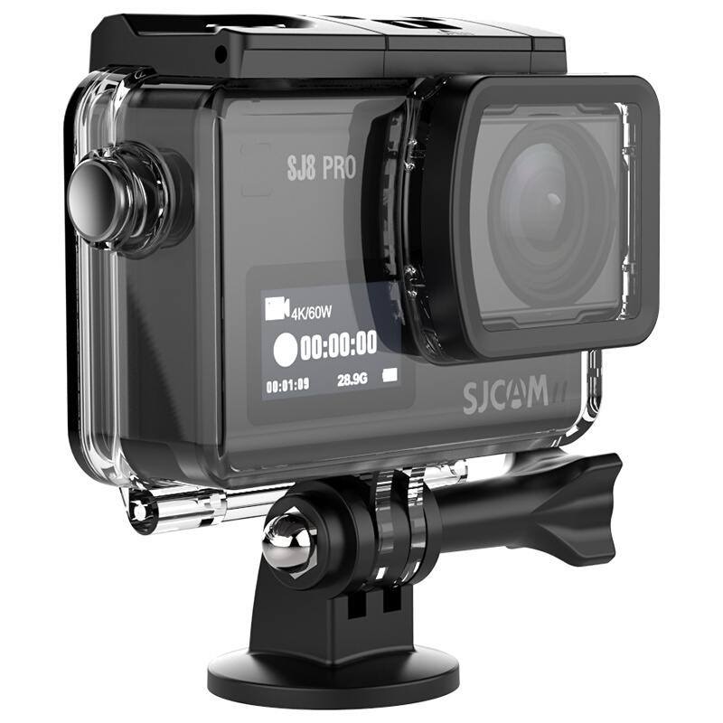 Image 5 - Original SJCAM Accessories SJ8 Series Underwater Housing Waterproof Case For SJ8 Pro / SJ8 Plus / SJ8 Air 4K Action Camera-in Sports Camcorder Cases from Consumer Electronics