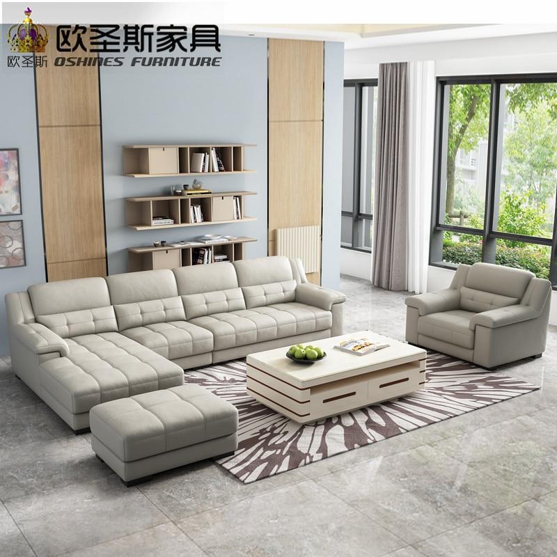 New Arrival Livingroom Latest Sofa Designs 2019 Sectional Corner L