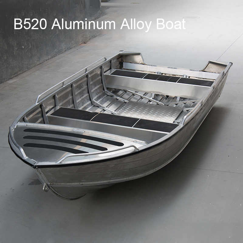 B-stijl Aluminium Boot Vissersboot Speedboot Schip Vessel Aanval Boot Modieuze Boot Water Sport Entertainment