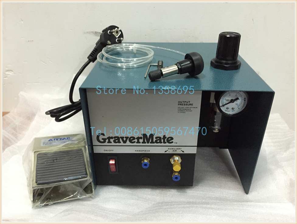 Graver Helper, Engraver Mate with single headGraver Helper, Engraver Mate with single head