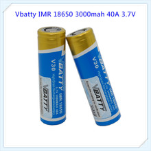 2PC Original for LG HG2 18650 3000mAh battery 3.6V discharge 20A, electronic cigarette Russia Customer