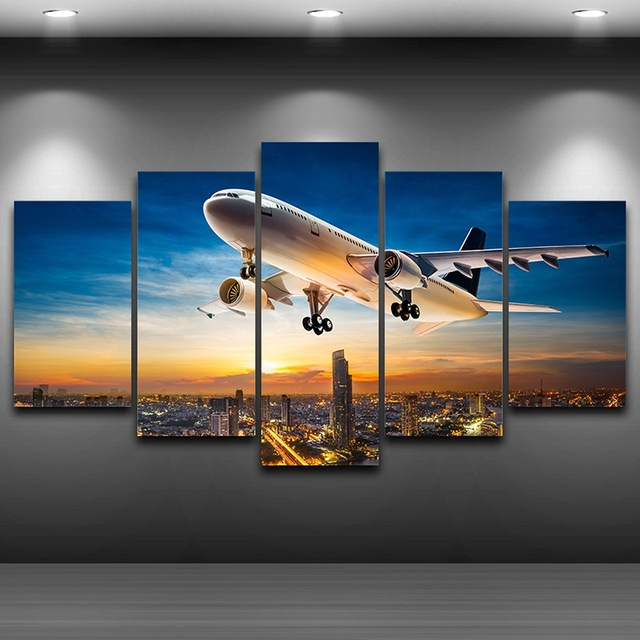 Modular Pictures Hd Print Canvas Frame Oil Painting Wall