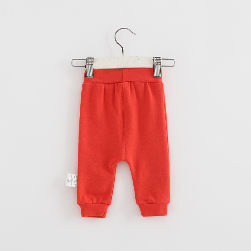 Casual Toddler Trousers Baby Bottoms Pants Infant Boys Girls Cartoon Cute elephant deer sports Pants baby clothes drop shipping (18)