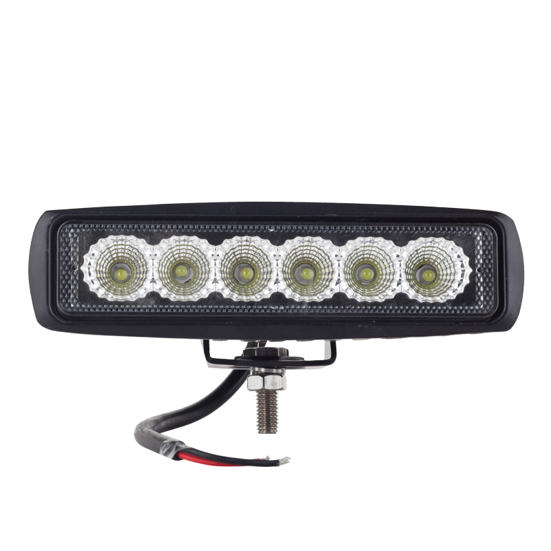 led day time running spot offroad 18w LED worklight lamp 12V/24V Tractor 4x4 Motorcycle External Light bar bosch c5w 12v 5w day time 1987301060