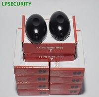 LPSECURITY 10 pairS Gevoeligheid Actief Infrarood Veiligheid Gedetecteerd Sensoren optische beam detector voor Automatische Deuren