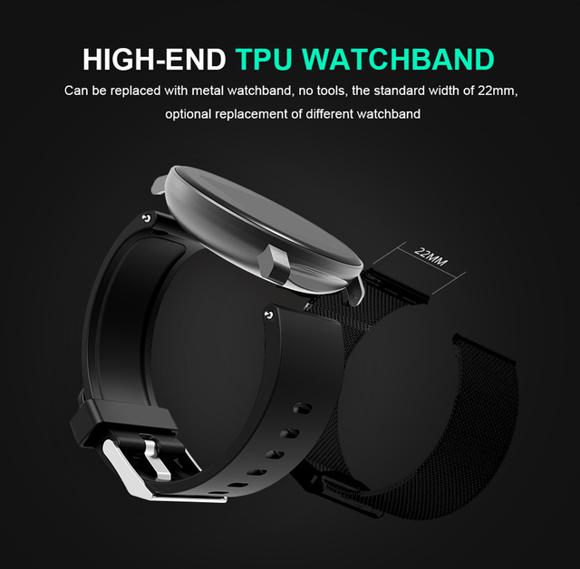 COLMI Smart Watch M31 Full Screen Touch IP67 Waterproof Multiple Sports Mode DIY Smart Watch Face for Android & IOS 8