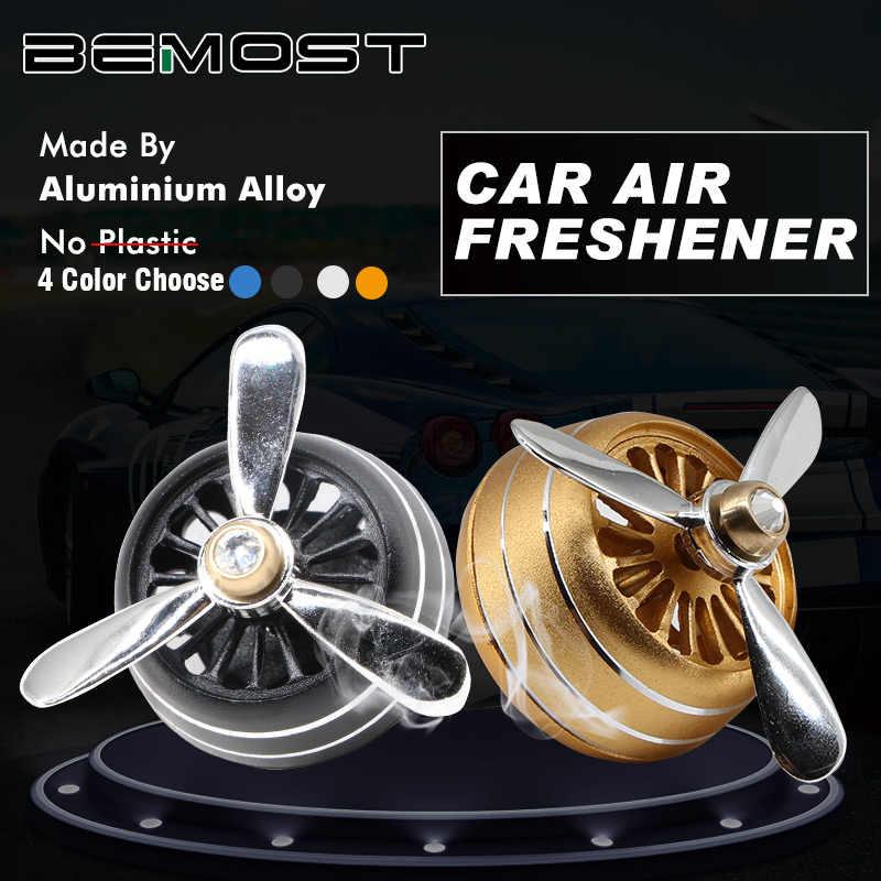 BEMOST Auto Car Air Freshener For GMC Terrain Canyon Sierra Acadia AC Air  Vent Outlet Clip Solid Perfume Fragrance Diffuser