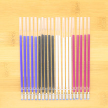 5pcs Fine Rod High Temperature Disappearance Refill Ironing Heater Automatic Pen School Office Stationery