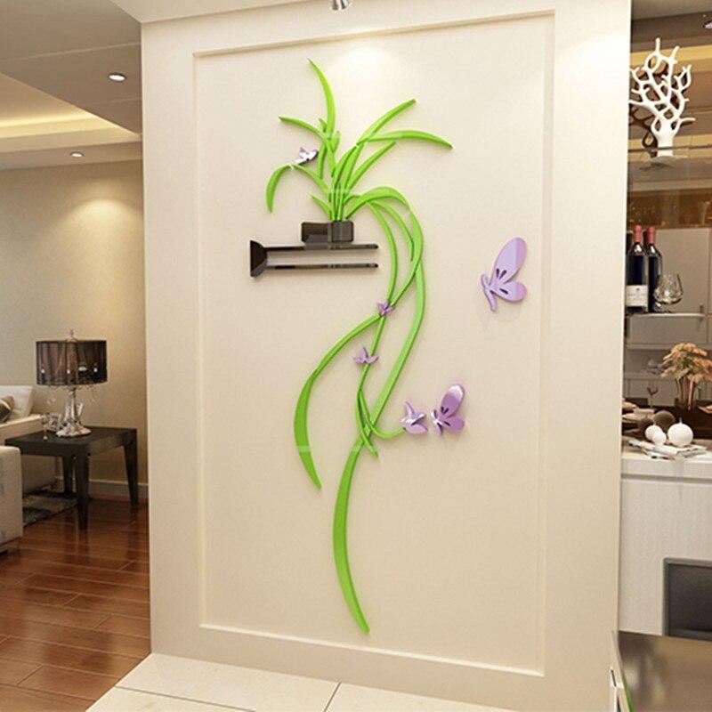 Moderno e minimalista personalità creativa in rilievo Europeo orologio da parete casa soggiorno camera da letto di clock orologio della decorazione - 3