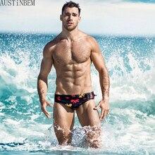 Y32 AUSTiNBEM горячие купальники для мужчин плавки сексуальные плавки купальник пляжные шорты купальный костюм одежда трусы для парфюма