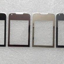 Абсолютно новое Зеркальное стекло для передней линзы экрана для Nokia 8800A 8800 Arte с клеем+ Логотип Черный Серый Золотой коричневый