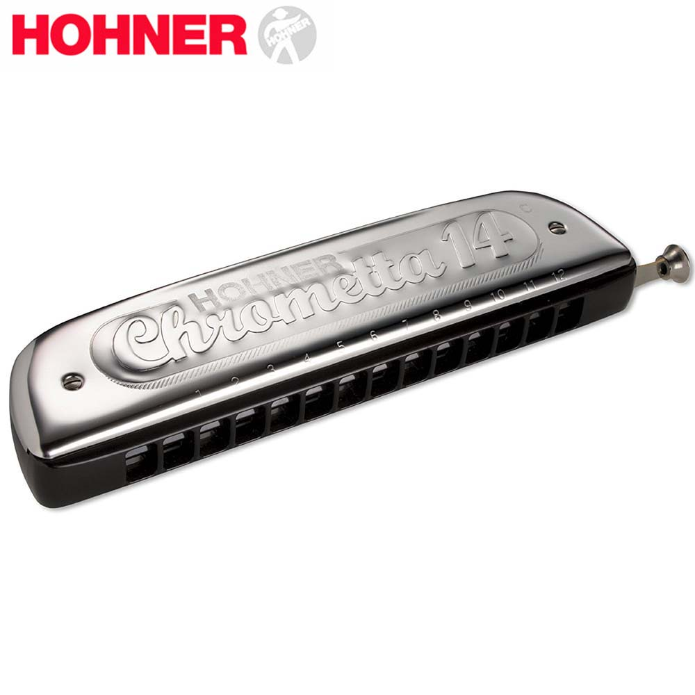 Harmonica Economic Entry Chromatic 14 Hole 56 Mouth Organ Instrumentos Harmonica Key C Musical Instruments Hohner Chrometta 14 купить недорого в Москве
