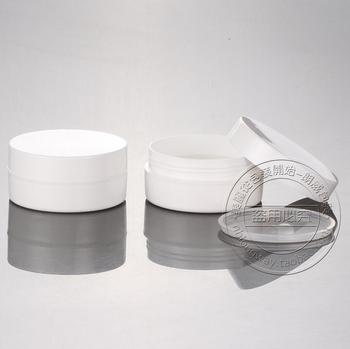 Wholesale,80G Cream Jars,Empty Cosmetic Container,Small plastic Box,MINI Canister,Sample Makeup Sub-bottling,Free shipping