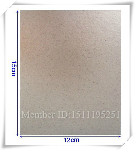 2 pieces/lot  Microwave Oven Repairing Part 150 x 120mm Mica Plates Sheets for Galanz,Midea etc. Microwave