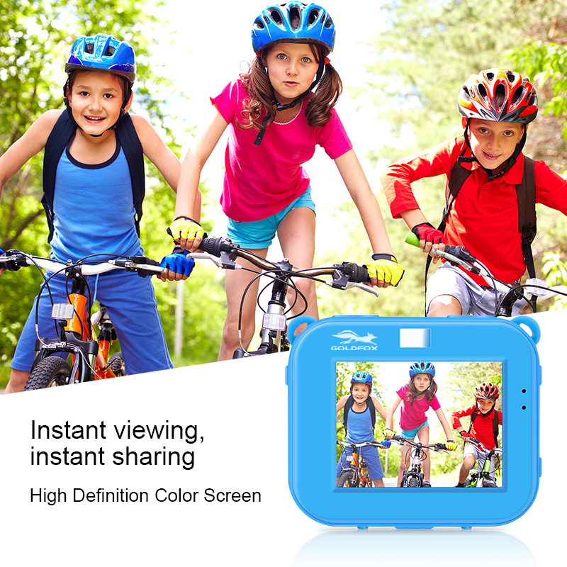 High Quality Mini Kids Digital Camera Waterproof 30M 1080P Video 120D Camera Recoder Camcorder Gift For High Quality Mini Kids Digital Camera Waterproof 30M 1080P Video 120D Camera Recoder Camcorder Gift For children Easy use