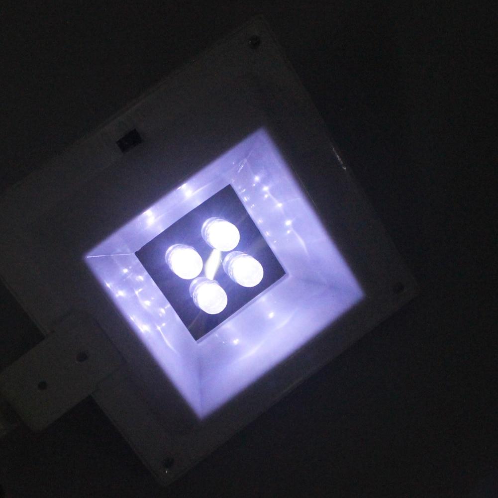 Lâmpadas Solares caminho do jardim luz de Bateria : 1 *1.2v / 750mah Rechargeable Bateria;