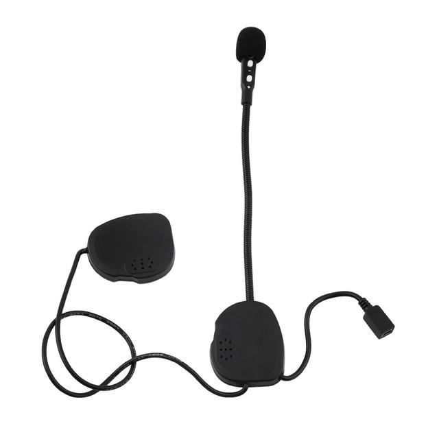 ¡ Venta caliente! Universal de La Motocicleta del Intercomunicador de Bluetooth de Música Audio Casco Headset Llamada Venta Caliente Versátil