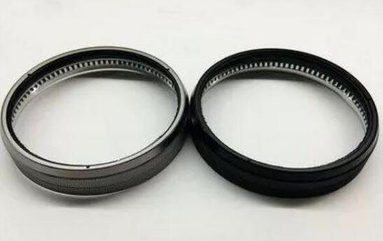 Silver/Black New Original Focus Operation Barrel Ring Repair Part For Sony E PZ 16-50 F/3.5-5.6 OSS(SELP1650) Lens