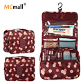 Hot Sale High Quality Travel Hanging Cosmetic Bag Organizer Bag Waterproof Portable Multifunction Toiletry Bag For Women HZB-008