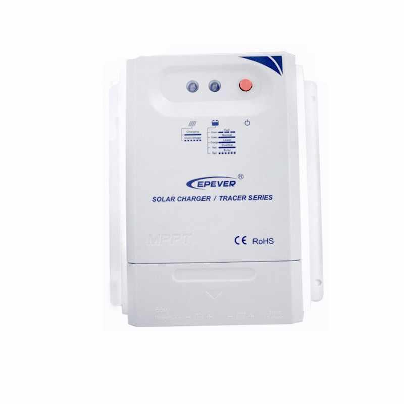 12 V/24 V MPPT Solar 20A 20amp controlador de carga de batería con USB y sensor de temperatura Tracer2210CN