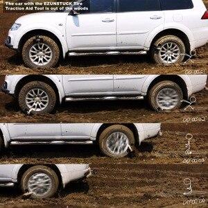Image 4 - Ezunstamped neumático antideslizante RWD/AWD/4x4 SUV, camiones, Pickup EZ D02LX, arena, nieve, hielo, mejor que la estera de tracción, cadenas de neumáticos