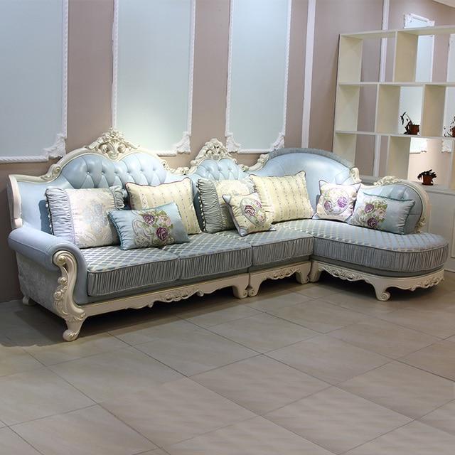 1 posti salotto 3 posti 2017 european divano blu for Salotto con divano blu