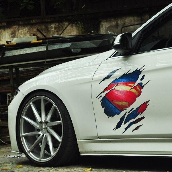 Popular Superman Car Accessories Buy Cheap Superman Car