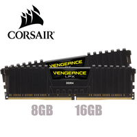 CORSAIR Vengeance LPX 8GB 8G DDR4 PC4 2400Mhz 3000Mhz 3200Mhz Module 2400 3000 PC computer Desktop RAM memory 16GB 32GB DIMM
