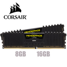 Corsair Vengeance Lpx 8 Gb 8G DDR4 PC4 2400Mhz 3000Mhz 3200Mhz Module 2666Mhz 3600Mhz pc Desktop Ram Geheugen 16 Gb 32 Gb Dimm(China)