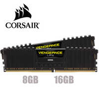 CORSAIR Vengeance LPX 8GB 8G DDR4 PC4 2400Mhz 3000Mhz 3200Mhz Modulo 2666Mhz 3600Mhz PC Desktop di RAM di memoria 16GB 32GB DIMM