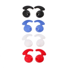 4 Pairs Silicone Earbud Eartip For Samsung S6 Level U EO-BG920 Bluetooth Earphone