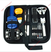Free Shipping Watch Repair Tool Kit Case Opener Link Remover Spring Bar Tools Kit for Watch