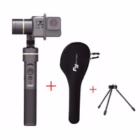 Feiyu G5 V2 Updated 3 Axis Splash Proof Handheld Gimbal For GoPro HERO 5 4 3