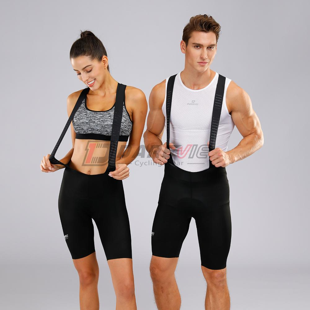Darevie 2019 Cycling bib shorts 3D Padded High Elastic One piece Design Cycling Bib Shorts Bike